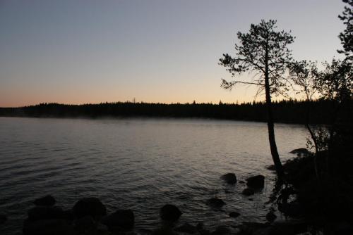 Озеров  карелии раннее утро.jpg